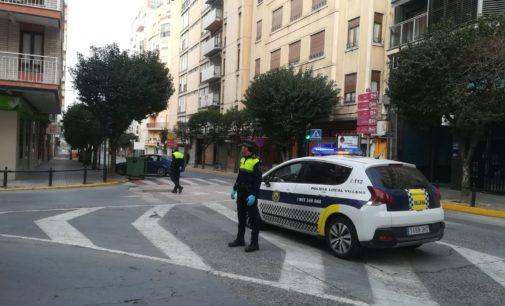 Detienen a 10 personas en Villena por saltarse el confinamiento