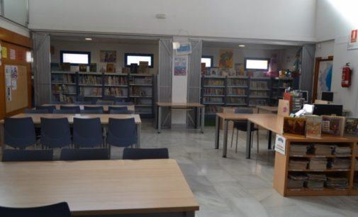 El servicio de bibliotecas continúa en activo