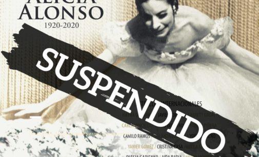 El Teatro Chapí cancela la «Gala centenario Alicia Alonso»