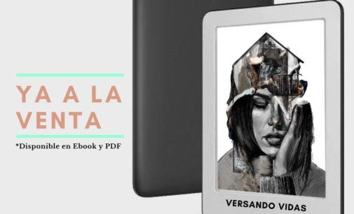 Versando vidas, un libro de poesias solidario