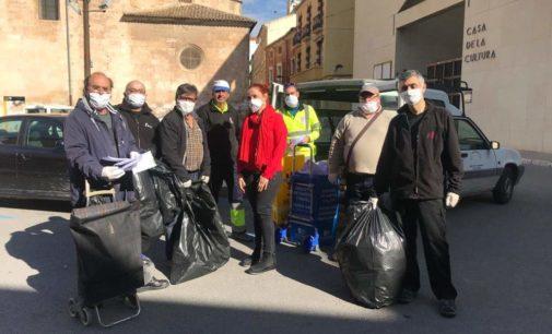 El Ayuntamiento de Villena lleva repartidas 27.150 mascarillas