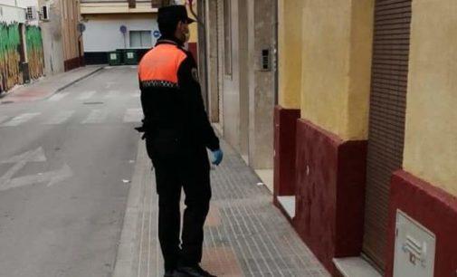 El servicio municipal de ayuda a mayores durante el confinamiento ha atendido unos 40 casos