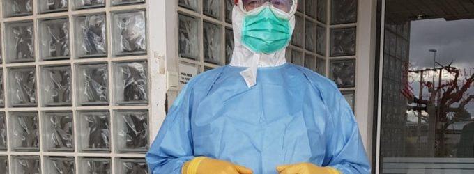 """""""Es complicado determinar qué pacientes están infectados antes de conocer los resultados del test"""""""