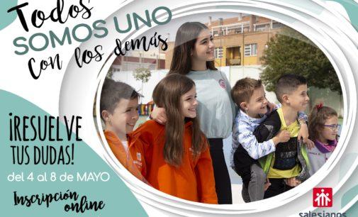 Recorrido virtual por el colegio Salesiano de Villena