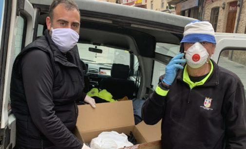 Solidaridad frente al COVID 19 a través de la cooperación en Villena