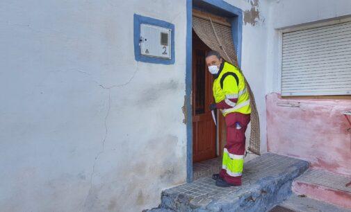 Villena adquiere mascarillas y gel hidroalcohólico en previsión de nuevos brotes de la COVID-19