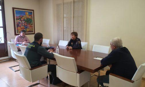 La reunión de seguridad local incide en la importancia de respetar las normas para la desescalada del confinamiento
