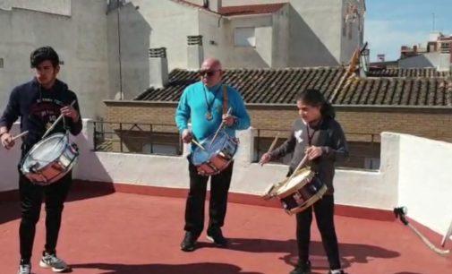 Cofradías y colegios de Villena invitan a vivir una Semana Santa en casa con diferentes acciones