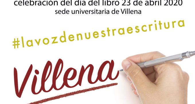 La Sede Universitaria de Villena celebra el Día del Libro a través de las voces de escritores villenenses