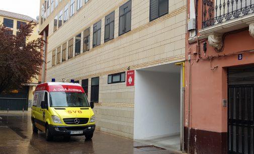 Los Centros de Salud de Villena atendieron a 100 personas al día por posible coronavirus