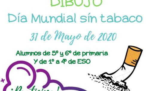 Organizan un concurso infantil de dibujo y eslóganes por el Día Mundial Sin Tabaco