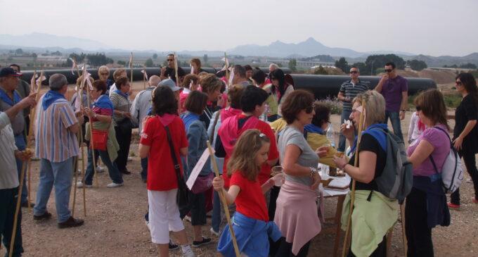 XXIV Romeria Salesiana a Las Virtudes 25-4-2010. Fotografías Antonio Hernández