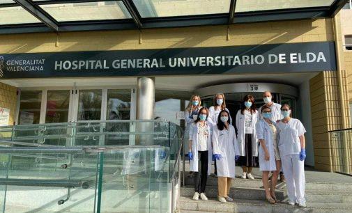 El Servicio de Farmacia del Hospital de Elda participa en estudio contra COVID-19