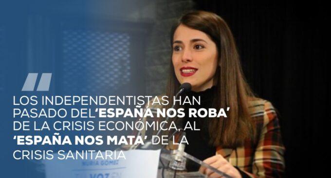 Encuentro Digital con Irene Pardo, presidenta de NNGG del PP de Cataluña