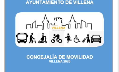 Villena inicia un proceso de participación ciudadana para la ordenanza municipal de Movilidad
