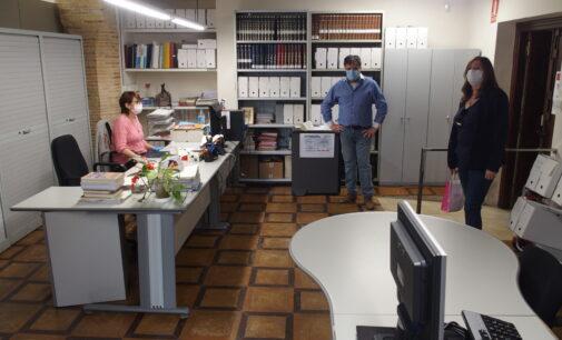 El Archivo Municipal reabre sus puertas el lunes 18 de mayo