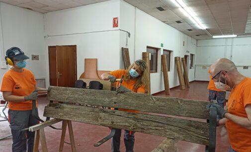 El taller de empleo del Ayuntamiento de Villena reanuda la actividad