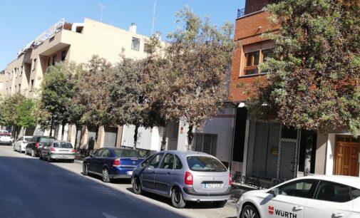 Villena modificará el alumbrado de la calle La Virgen
