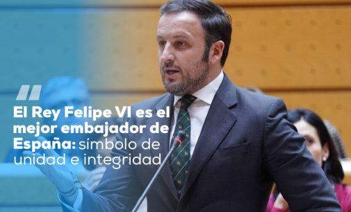 Pablo Ruz en los encuentros digitales del PP de Villena