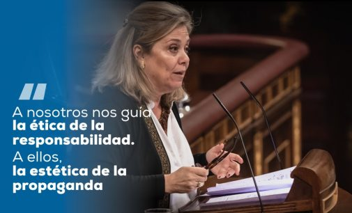 'Encuentro digital' con Macarena Montesinos, portavoz adjunta en el Congreso de los Diputados