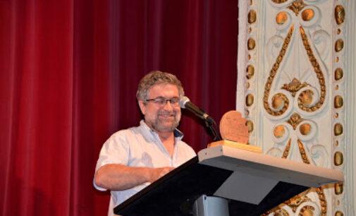"""José Silva. Primer director de la Sede Universitaria: """"La de Villena es el modelo que han seguido otras sedes"""""""