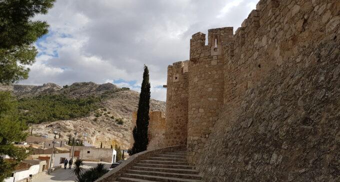 Las entradas para las visitas al Castillo de la Atalaya de Villena podrán comprarse on line