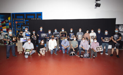 El Rabal entrega los premios de los concursos de video y fotografía de las Fiestas del Medievo
