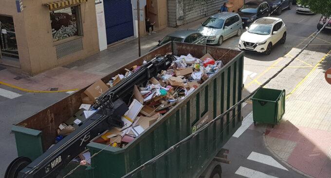 Los  municipios del consorcio de residuos CREA aumentan un 15% la recogida de residuos 2019