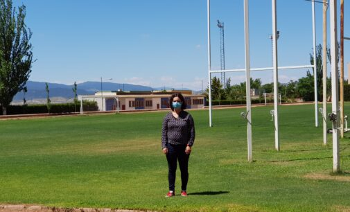 Deportes trabaja para abrir la piscina municipal en julio