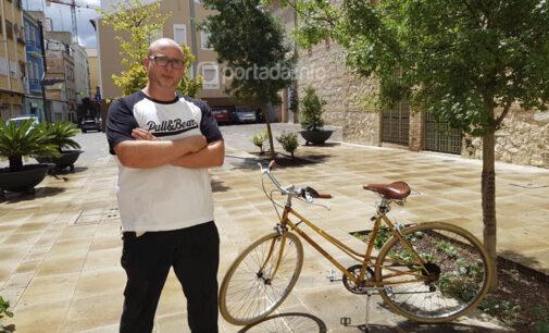 Más zonas para peatones y ciclistas en Villena