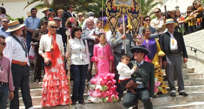 Romeria El Rocio en Las Virtudes 18-5-2008. Fotografías Antonio Hernández