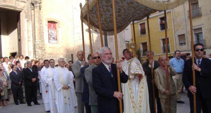 Procesión El Corpus 18-6-2006. Fotogalería de Antonio Hernández