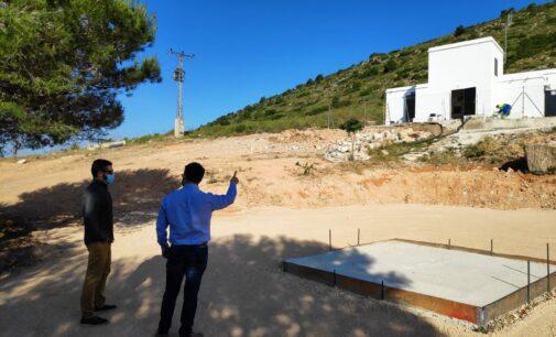 Finalizan las obras de reparación del pozo de La Encina