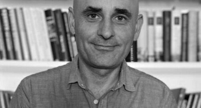 """Francisco Javier Rodenas: """"Néo Kósmo tiene puntos en común con lo que está sucediendo"""""""
