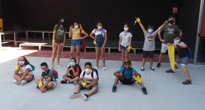 Arranca el programa 'Sal de Casa: Regresando al Futuro' con 66 niños