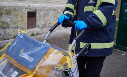 Cartero: El trabajo en la calle durante el coronavirus