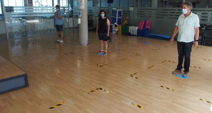 El Centro Deportivo Villena reinicia su actividad el 1 de julio