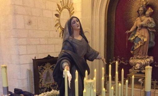 La cofradía de Nuestra Señora de los Dolores organiza un concurso de pintura