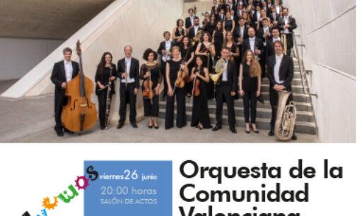 La Orquesta de la Comunitat Valenciana estará en la Kakv el próximo 26 de Junio