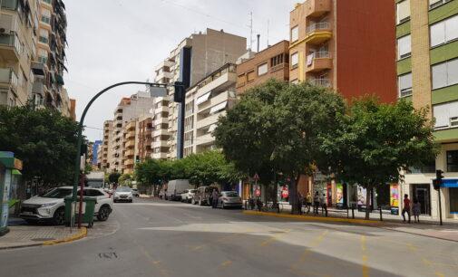 Villena cerrará al tráfico la avenida Constitución por el Día Sin Coche