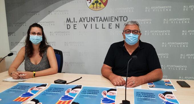 La Covid-19 obliga a cambiar de ubicación el festival de títeres en Villena