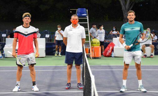 Alcaraz y Carreño se imponen en el debut del Torneo 25 Aniversario Equelite by Reina