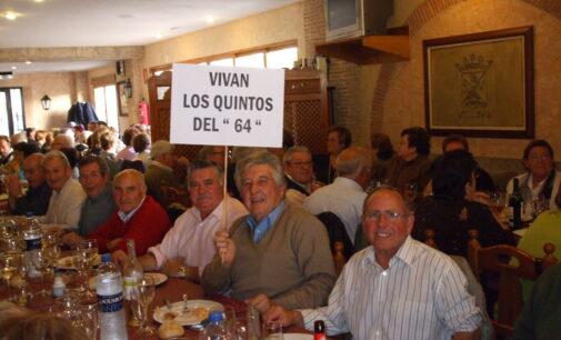 Qintos del 64 Comida de Hermandad 23-11-2008. Fotogalería Antonio Hernández