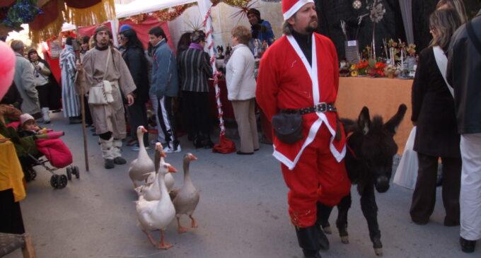 Mercado-Navidad 13-12-2008. Fotogalería Antonio Hernández