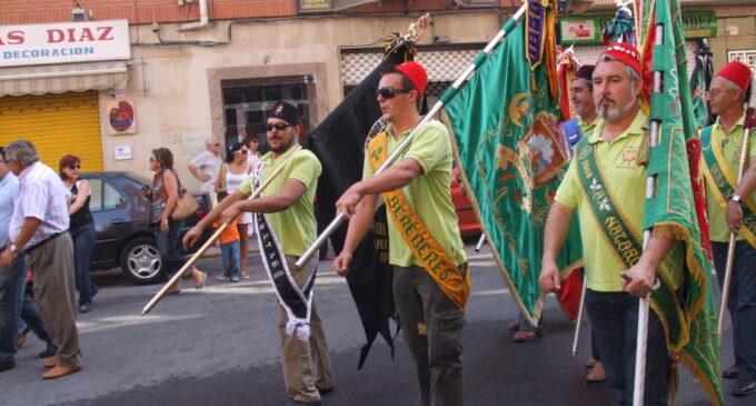 Desfile del Pasacalles 31-8-2008. Fotogalería, Antonio Hernández