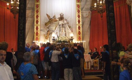 La Junta de la Virgen inicia los actos religiosos en honor a la Patrona de Villena
