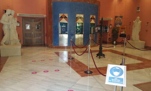 El Teatro Chapí devolverá el importe de las entradas de los eventos aplazados por la crisis del Covid- 19