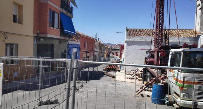 Comienzan los trabajos de mejora en el Pozo Fisura valorados en 95.000 €