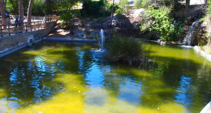 Medio Ambiente denuncia ante el SEPRONA la aparición de vertidos tóxicos en el Hoyo de Las Virtudes