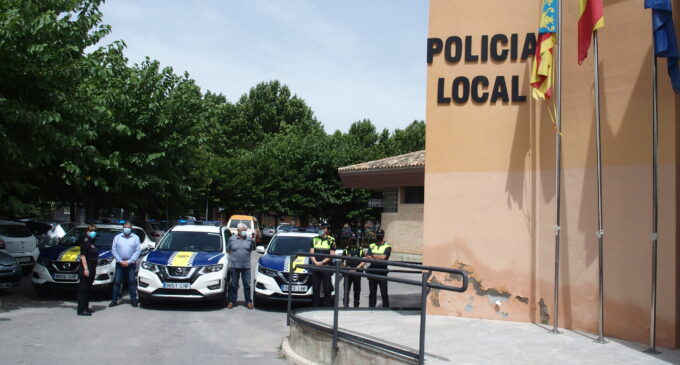 Dos positivos de coronavirus en la Policía Local